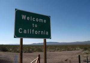 В Калифорнии произошло землетрясение