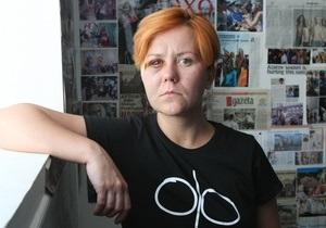 Femen Femen – Интервью - Анна Гуцол