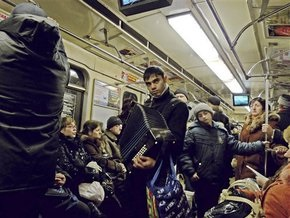 В киевском метро модернизируют освещение