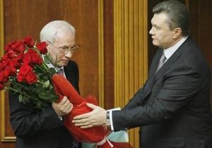 ЕЖ: Азаров уходит. Азаров возвращается?