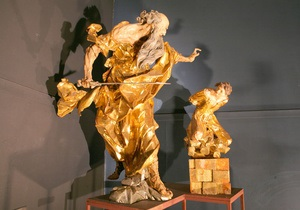 В самом посещаемом в мире музее открывается выставка украинского скульптора
