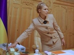 Сегодня Тимошенко и министры ответят на телефонные звонки предпринимателей