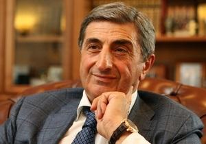 Васадзе вошел во фракцию Партии регионов
