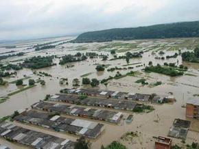 На ликвидацию последствий стихии на западе Украины выделили свыше 4 млрд