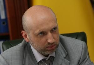 Турчинов: Оппозиция отрабатывает технологии и определяет формат участия в выборах
