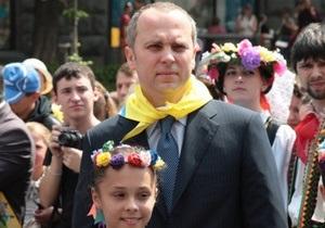 Шуфрич предложил изменить гимн Украины. Яворивский назвал его  поэтом-гимняром