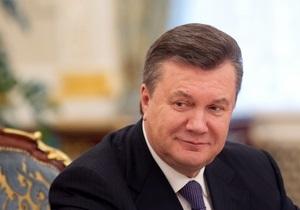 Янукович: Улучшение качества жизни людей - приоритет работы власти