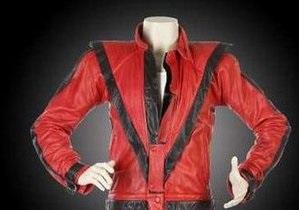 Пиджак Майкла Джексона продали за $1,8 млн