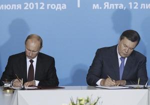 НГ: Путин заставил Януковича нервничать