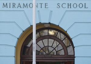 В одной из школ США арестовали второго учителя за неделю