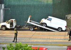 Главы мексиканских наркокартелей живут в автомобилях, чтобы избежать арестов