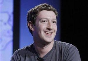 Основатель Facebook стал Человеком года по версии Time