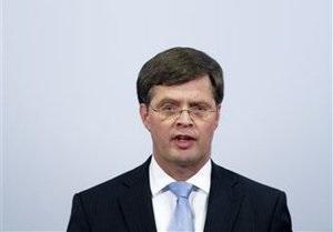 Правительство Нидерландов развалилось из-за войны в Афганистане