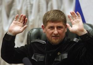Кадыров заявил, что у него нет списка смертников