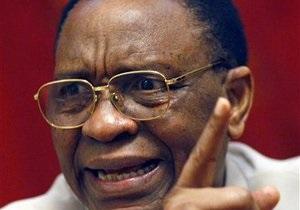 Свергнутого президента Нигера выпустили из тюрьмы
