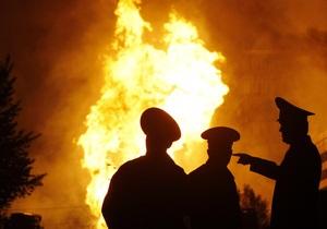 Двое военнослужащих ранены при взрыве в Хмельницкой области