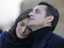 Карла Бруни: Я останусь женой Саркози до самой смерти