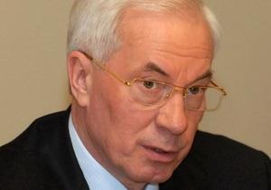 Партия регионов пока не может гарантировать поддержку Азарову для кресла премьера - Ъ - Азаров