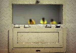 Обещания Обамы не уменьшили количество голодающих в Гуантанамо