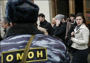 Теракты в Москве: у родителей предполагаемой смертницы взяли кровь для ДНК-тестов
