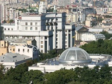 Опрос: Украинцы предпочитают двухпалатный парламент