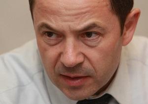 Тигипко не пойдет в президенты без распоряжения Партии регионов