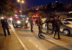 Иерусалим впервые подвергся ракетному удару