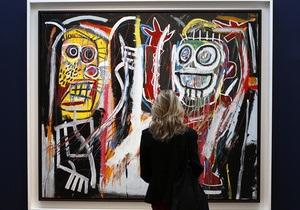 Крупнейшие аукционные дома готовятся к торгам современным искусством