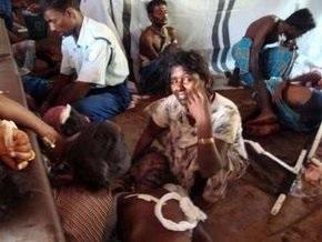 На Шри-Ланке сепаратисты разбомбили больницу: 50 погибших, около 100 раненых