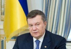 Янукович выразил соболезнования в связи с гибелью мэра Феодосии