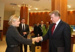 Глава ОБСЕ считает недопустимым препятствование деятельности Тимошенко