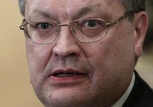 Грищенко заявил, что ситуация вокруг ратификации харьковских соглашений нормализируется