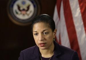 Сьюзан Райс не будет кандидатом на пост госсекретаря США