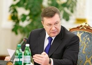 Янукович заявил, что если КС признает коалицию незаконной, то он распустит Раду
