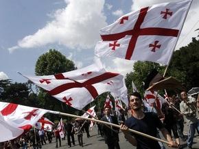 В день приезда Байдена в Грузии пройдет акция в поддержку западных ценностей
