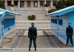 Сеул готов начать переговоры с Пхеньяном