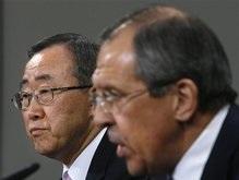 Россия отрицает угрозы в адрес генсека ООН