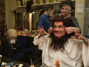 Звезды шоу-бизнеса приступили к съемкам новогоднего мюзикла Казаки
