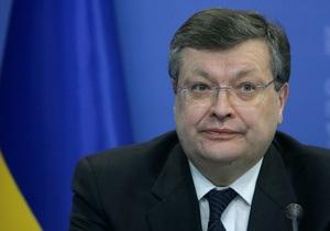 Грищенко заверил ПАСЕ, что в Украине нет избирательной юстиции