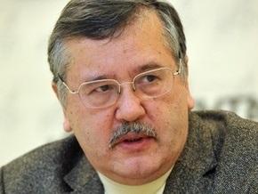Гриценко назвал политику Кремля  близорукой