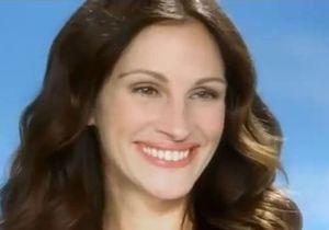 Джулия Робертс получила 1,2 миллиона евро за роль без слов в 45-секундном рекламном ролике