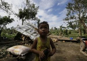 Разрушительный тайфун Пабло возвращается на Филиппины