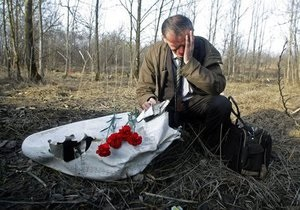 Министр обороны Польши просит россиян ускорить расследование катастрофы Ту-154 (обновлено)