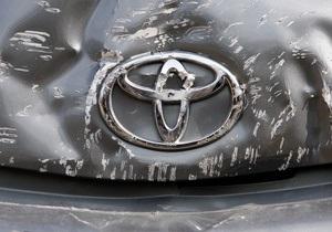 Toyota отзывает рекордное в истории число автомобилей