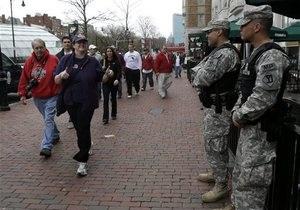 Новости США - взрывы в бостоне: Полиция задержала знакомых Царнаева. Их могут депортировать из США