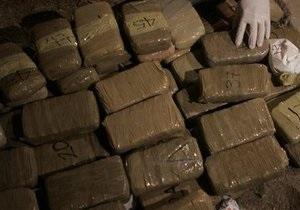 В Москве конфисковали тонну наркотиков, предназначавшихся для ночных клубов
