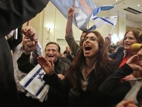 Кадима побеждает на выборах в Израиле – данные экзит-полла
