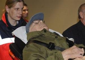 Бывший узник концлагеря Собибор заявил, что помнит Ивана Демьянюка