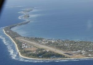 Грузия разорвала дипотношения с Тувалу