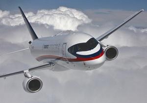 Серийный самолет Sukhoi Superjet 100 совершил первый полет